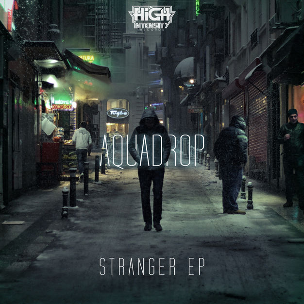 aquadrop stranger ep